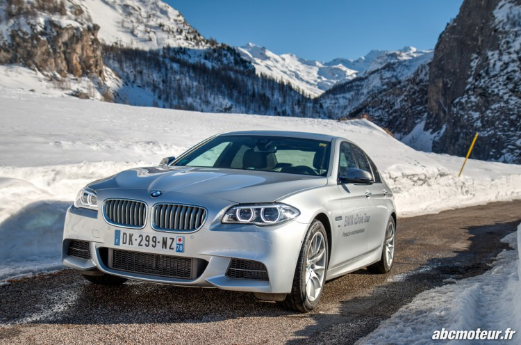 BMW Serie 5 M550d Val Isere