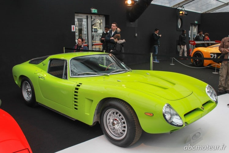 Iso Grifo A3C Stradale