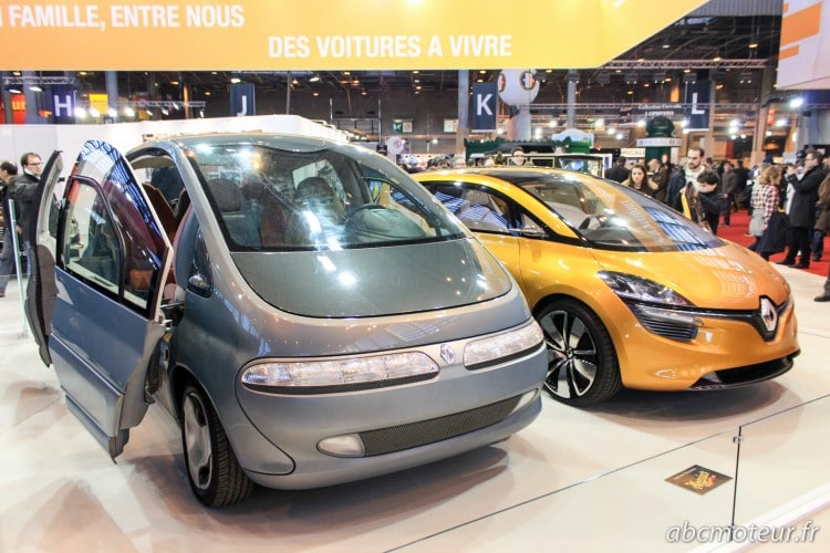 concept-cars Renault Scenic R-Space