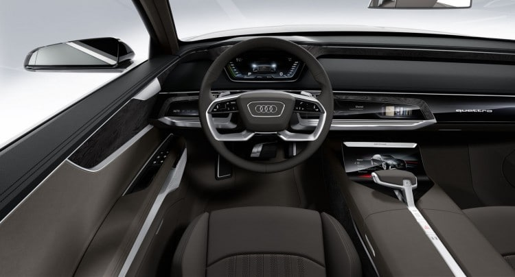 interieur Audi-Prologue-Avant-Concept