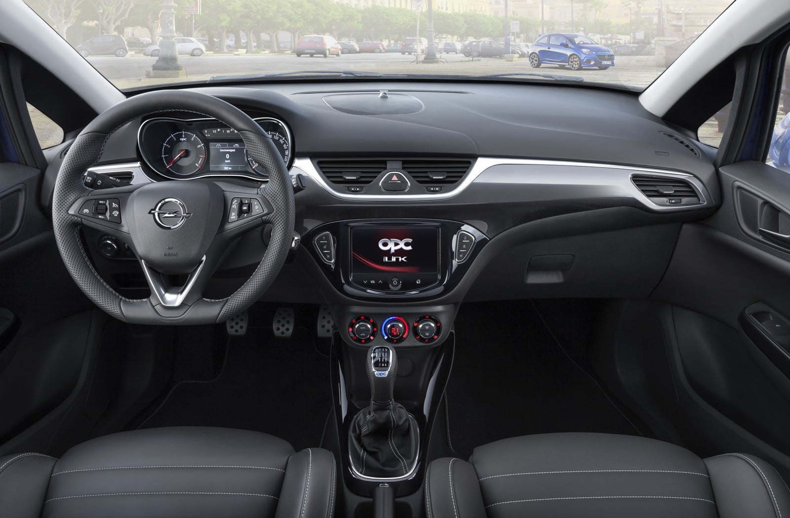 opel pr sente la corsa opc 2015 avec un pack performance. Black Bedroom Furniture Sets. Home Design Ideas