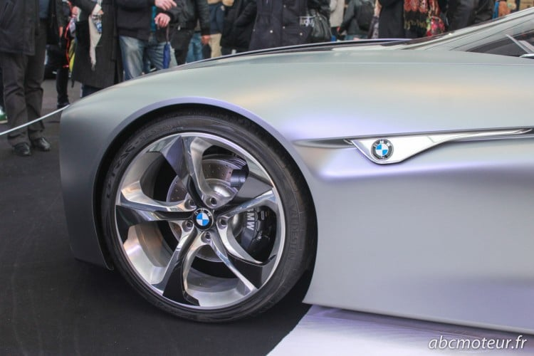 jante BMW Vision ConnectedDrive