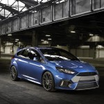 nouvelle Ford Focus RS 2015