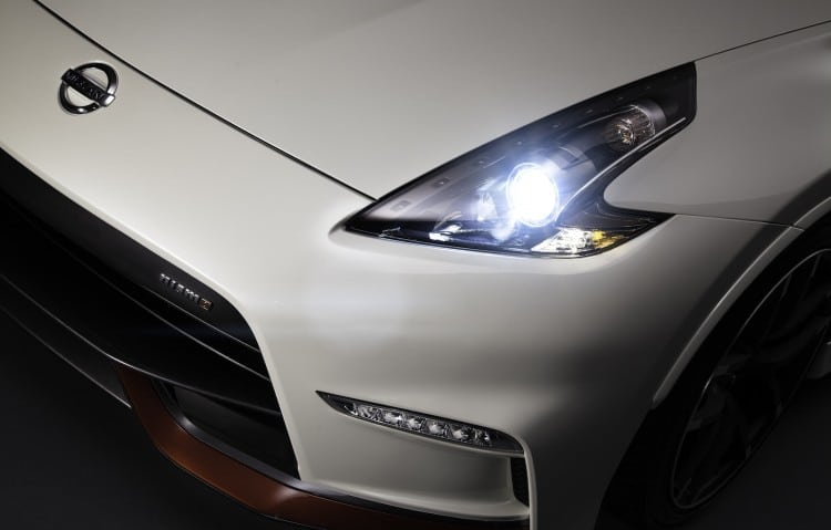 optique Nissan 370Z Nismo Roadster Concept