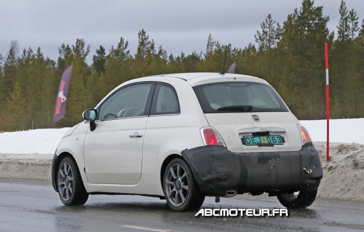 prototype future Fiat 500