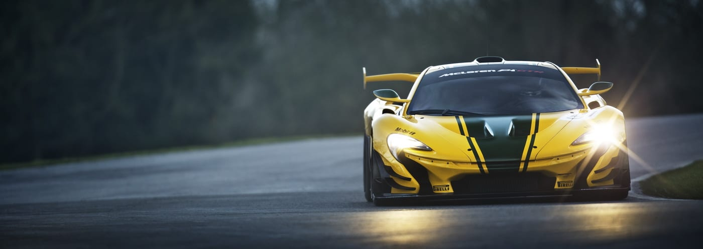 McLaren P1 GTR : la version de production dévoilée !