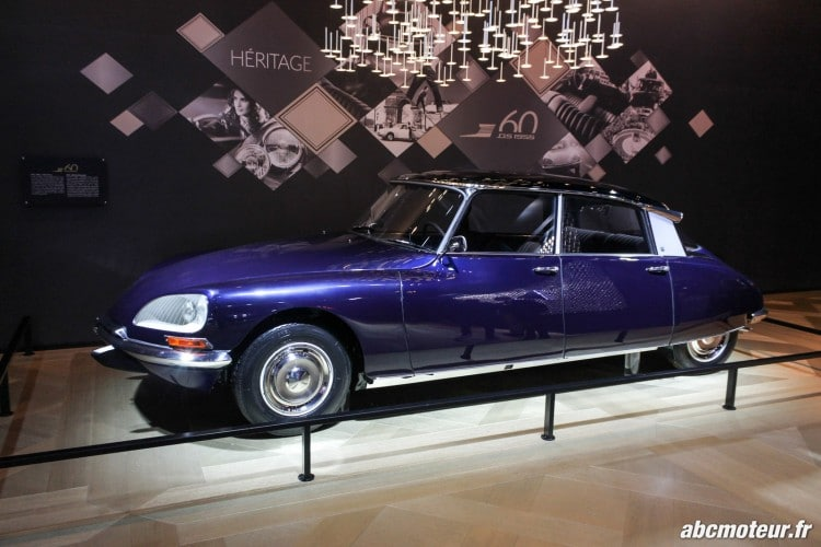 Citroen DS Geneve 2015