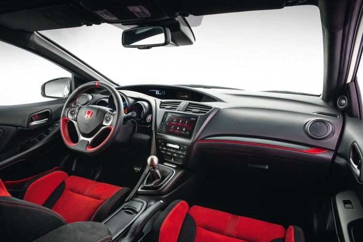 Honda Civic Type R 2015 - 5