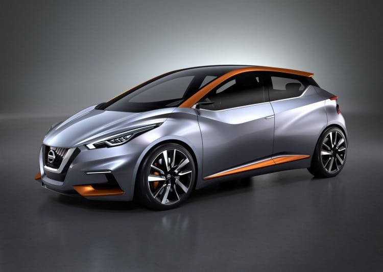 Nissan Sway - 1