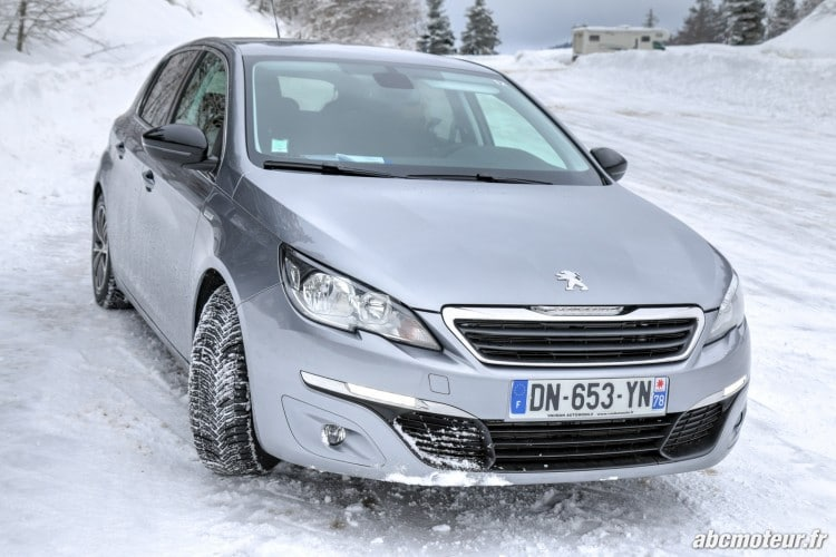 Peugeot 308 Michelin CrossClimate