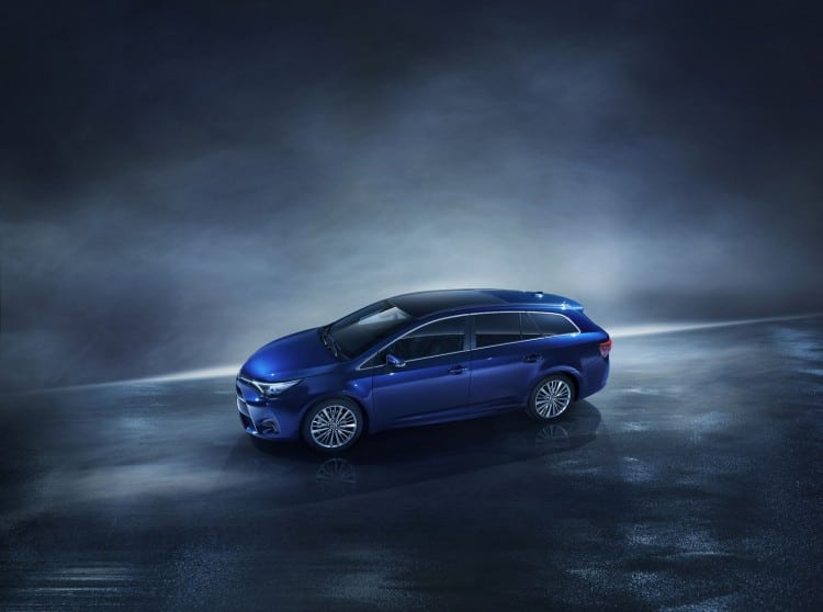 Toyota Avensis Restylage 2015 - 6