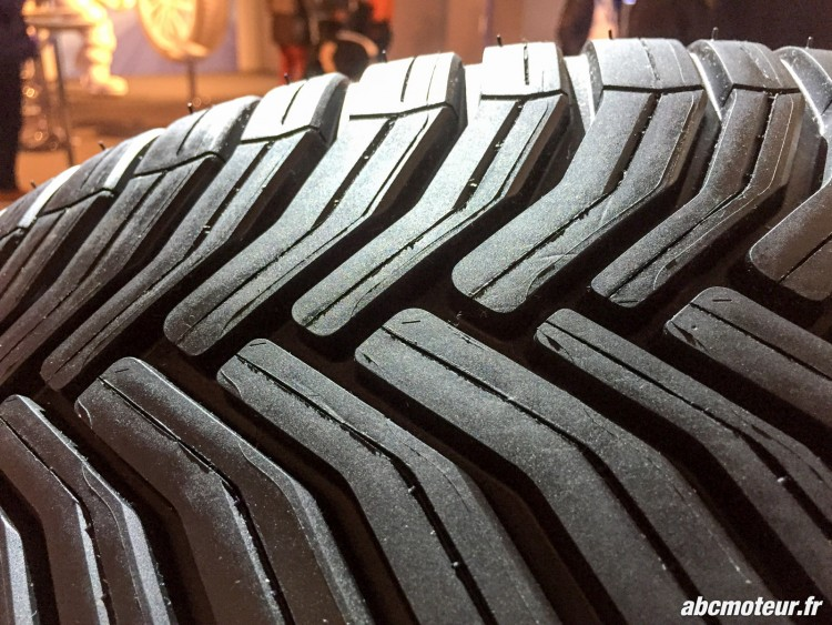 V Michelin CrossClimate