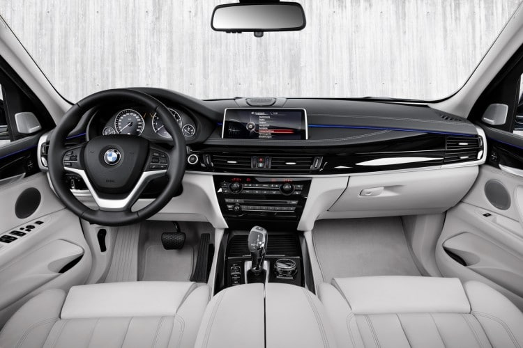 interieur BMW-X5-xDrive40e