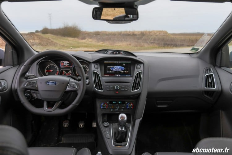 interieur Ford Focus ST