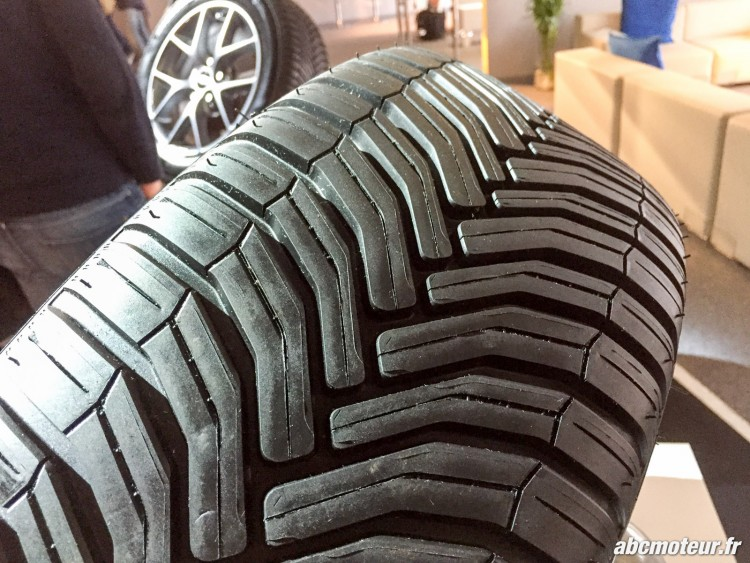 lamelles Michelin CrossClimate