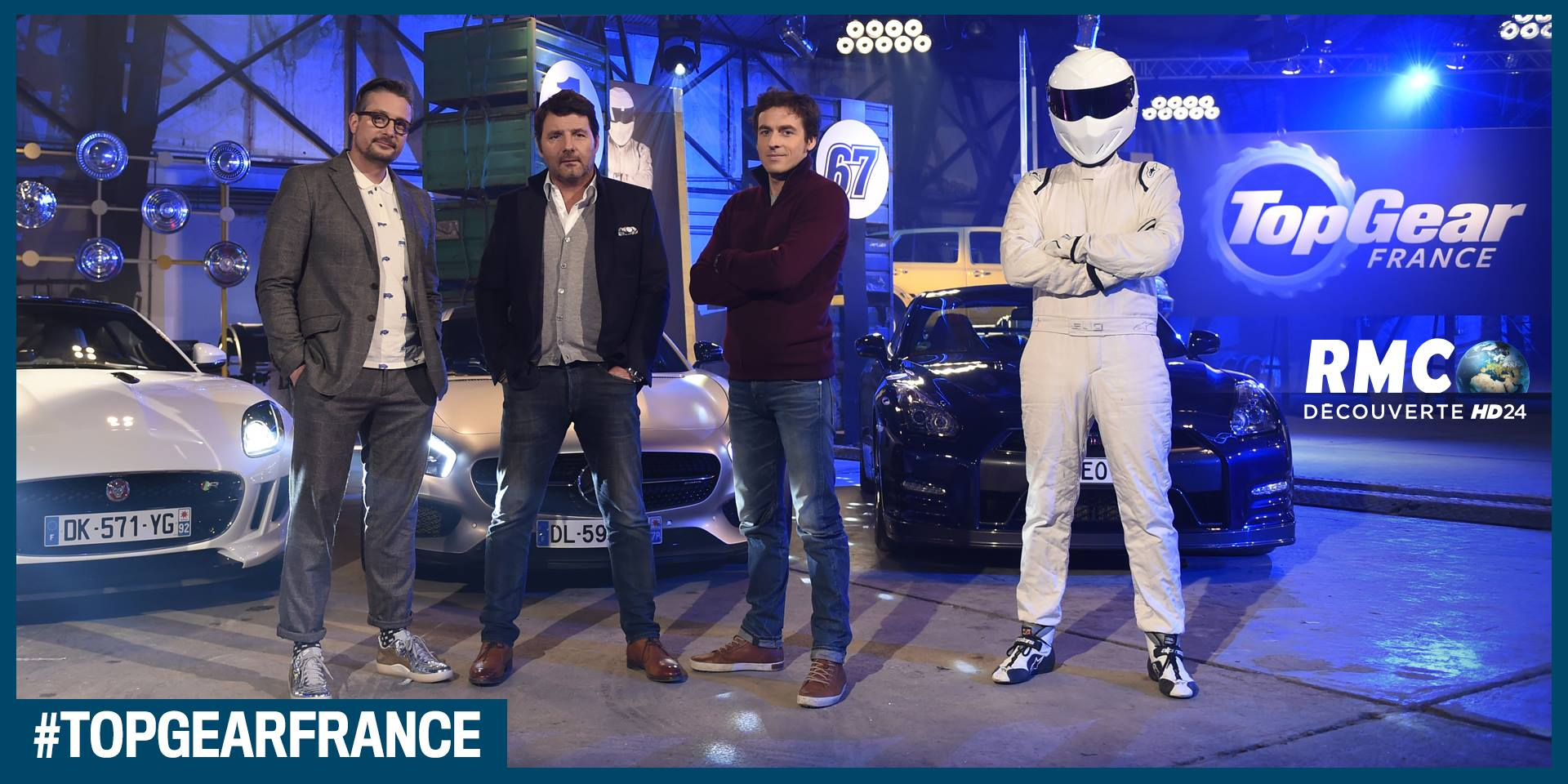 Regarder Top Gear France en replay ?