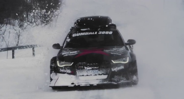 Audi RS6 DTM Jon Olsson