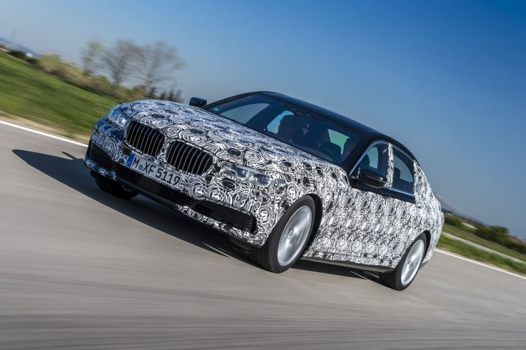 Bmw Serie 7 (2015) Innovations - 13