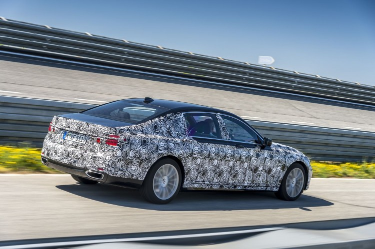 Bmw Serie 7 (2015) Innovations - 7