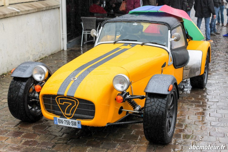 Caterham sortie 77 Club Lotus France IDF mars 2015-4