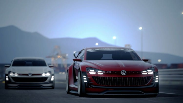 Volkswagen GTI Supersport Gran Turismo 6-7