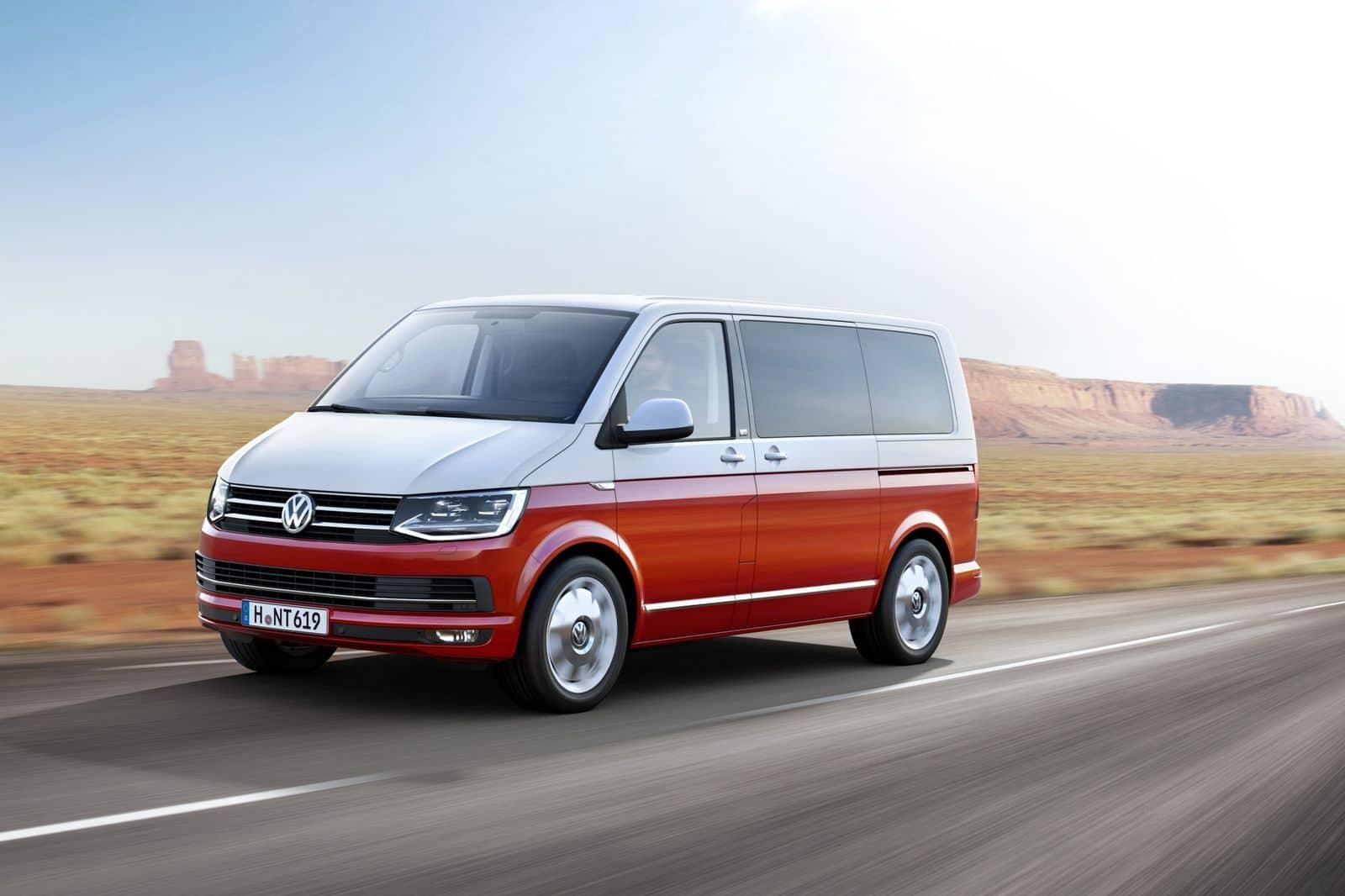 Volkswagen lance un nouveau Multivan