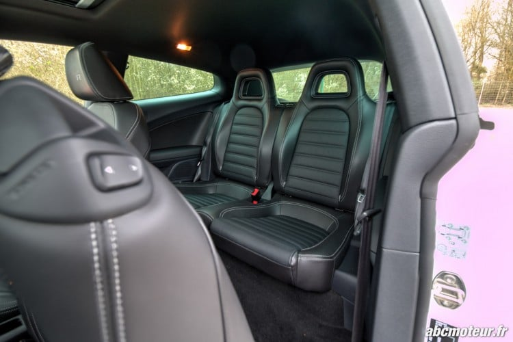 places arriere Volkswagen Scirocco R restyle