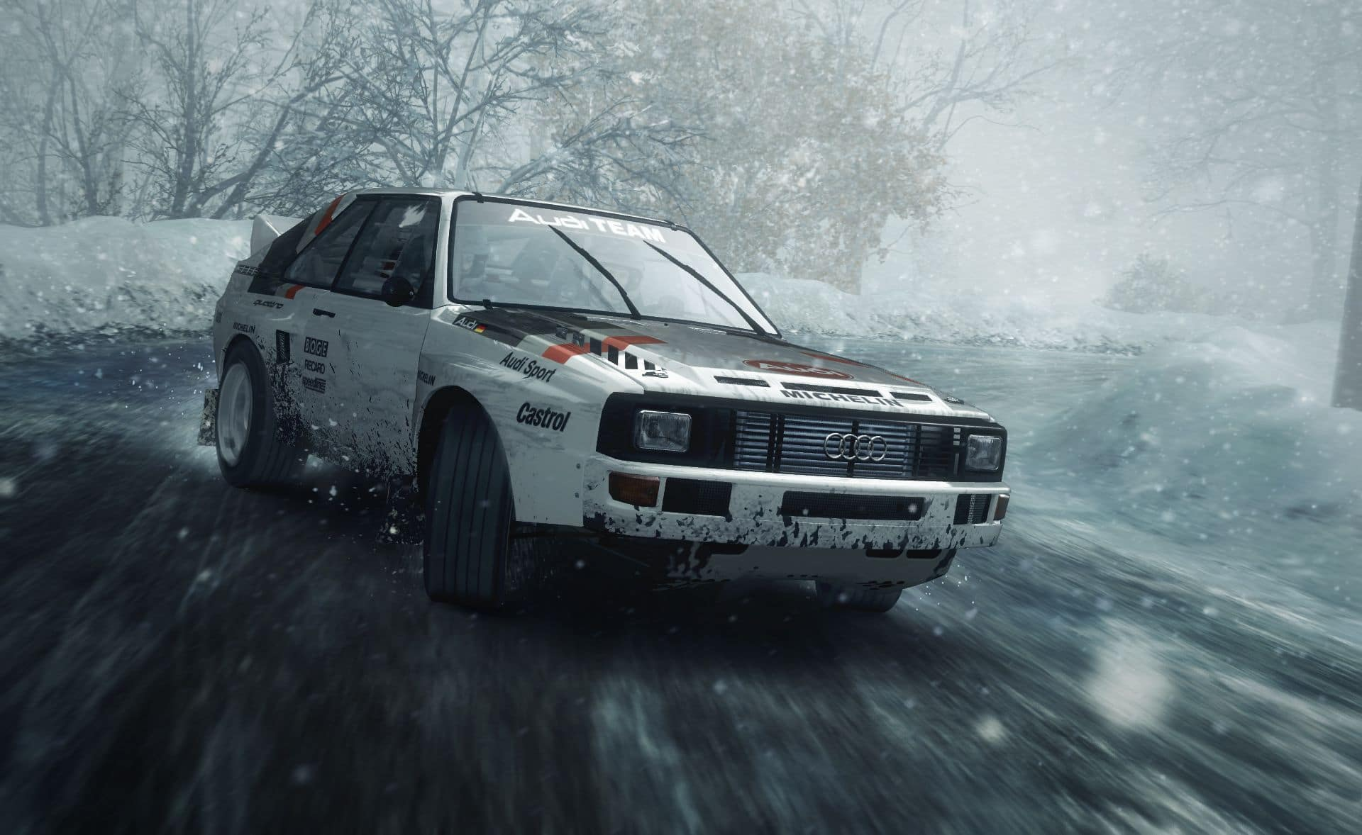 de tr s bonnes critiques pour dirt rally. Black Bedroom Furniture Sets. Home Design Ideas