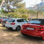 BMW M235i Cabriolet Serie 1 F20 restylee