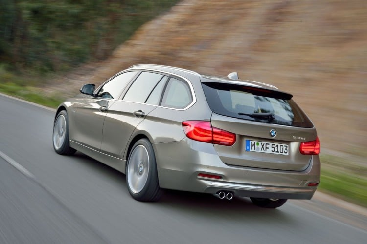 Bmw Serie 3 Restylage 2015 - 23