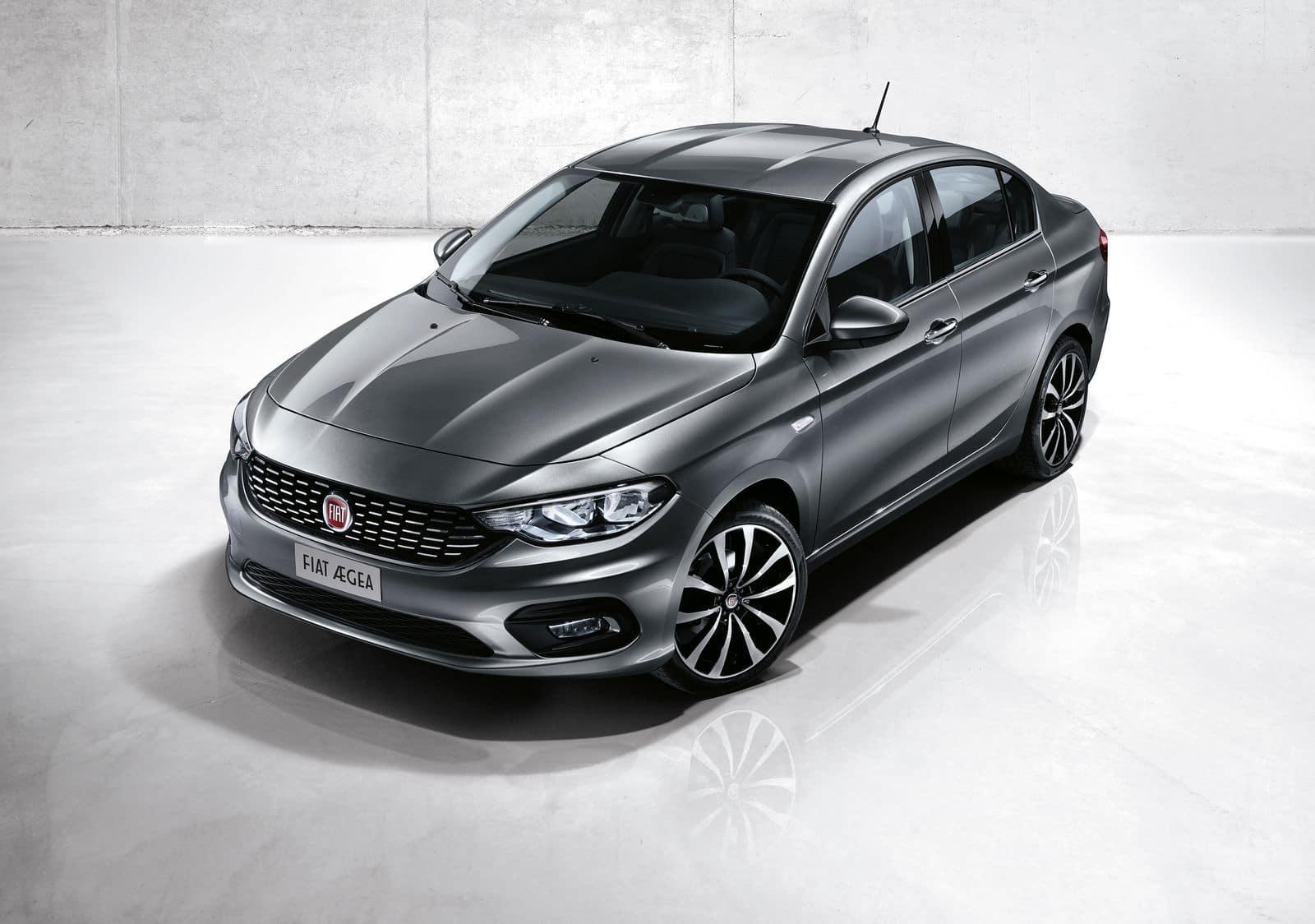 Fiat lève le voile sur sa nouvelle compacte mondiale
