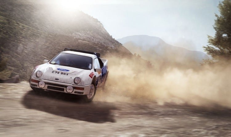 Ford DiRt Rally