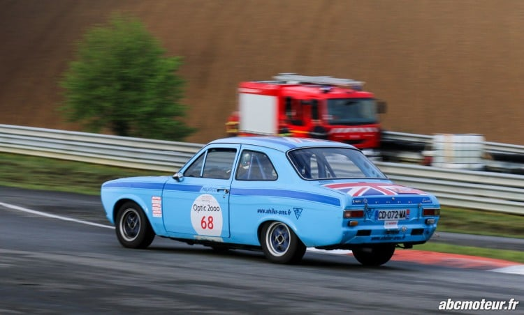 Ford Escort Mexico circuit Pau Arnos Tour Auto 2015-2