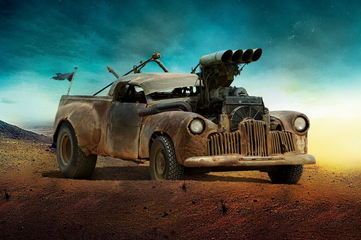 mad max fury road les autos et la bande annonce. Black Bedroom Furniture Sets. Home Design Ideas