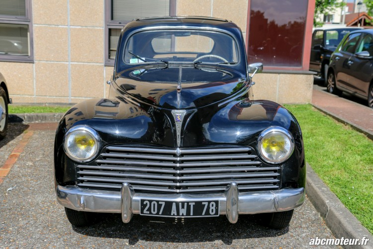 Peugeot 203 rassemblement Bailly