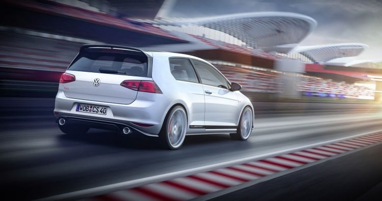 Volkswagen Golf Gti Clubsport 2015 - 2