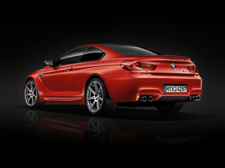 vue 3-4 arriere BMW-M6-Coupe Pack Competition
