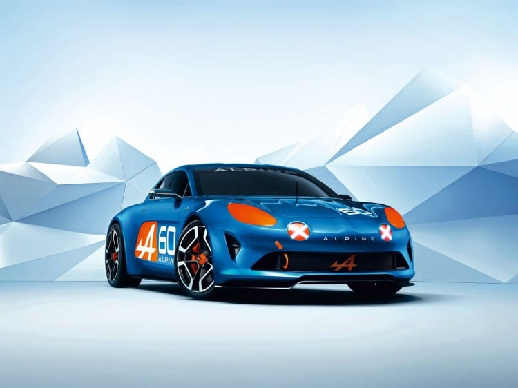 Alpine Celebration Concept - 1