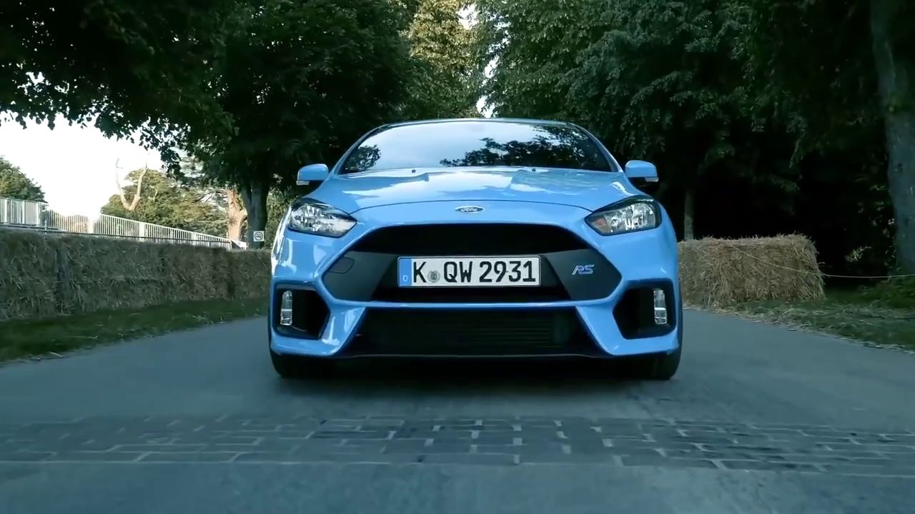 La Ford Focus RS atteint officiellement les 350 ch !