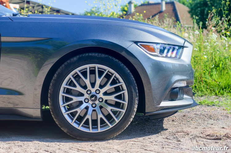 Ford Mustang Convertible EcoBoost jante