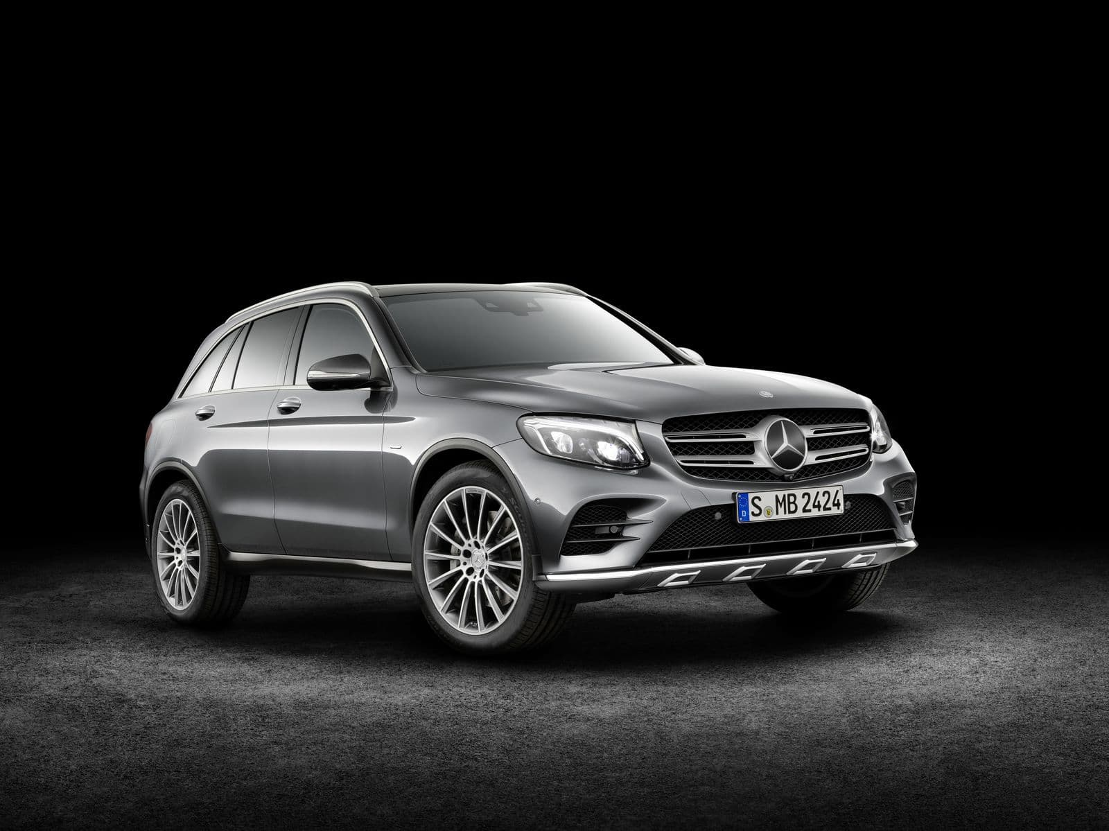 Mercedes GLC : on efface tout et on recommence