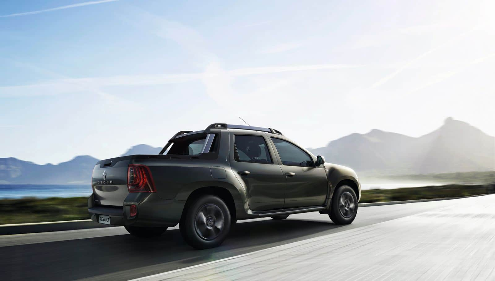 Duster Oroch : le premier pick-up de Renault