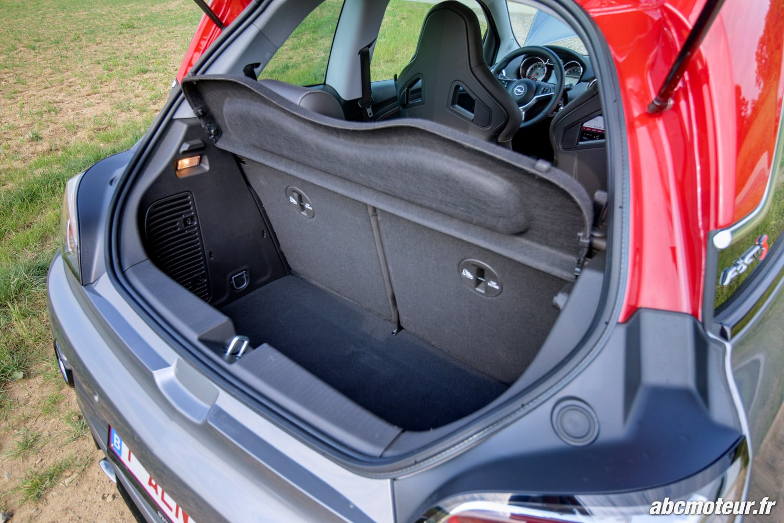 essai opel adam s 1 4 l 150 ch le bon quilibre. Black Bedroom Furniture Sets. Home Design Ideas