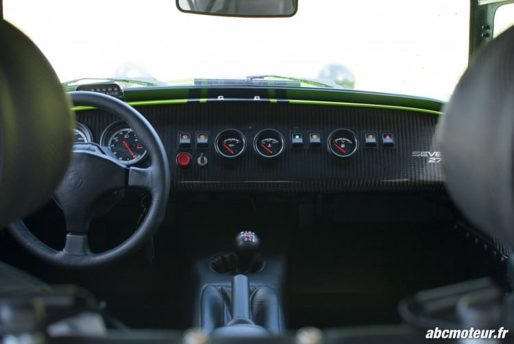 interieur Caterham 275R
