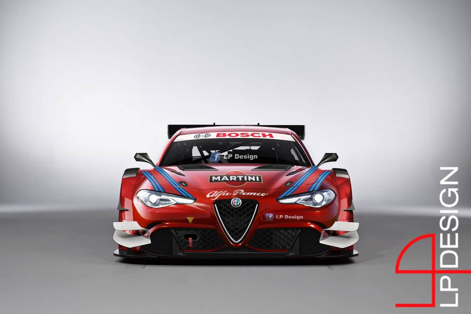 et si alfa romeo faisait son retour en dtm avec la giulia. Black Bedroom Furniture Sets. Home Design Ideas