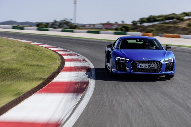 Audi R8 II V10 Plus circuit