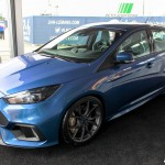 Ford Focus 3 RS 24 H du Mans 2015
