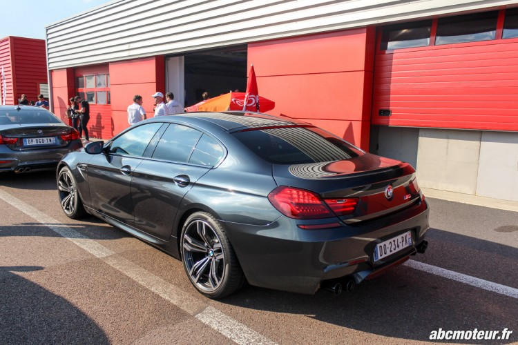 M6 Gran Coupe F06 BMW M day LFG-2