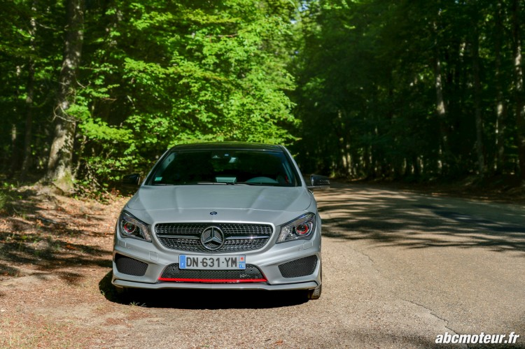 Mercedes CLA 250 Shooting Brake 4Matic Version Sport