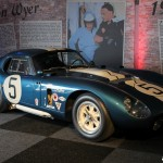 Shelby Cobra Daytona Coupe 24 H du Mans 2015